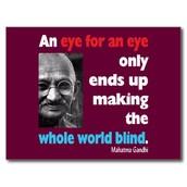 Mahatma Candhi