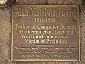 Cofeb Alan Turing
