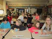 Fun With First Grade Buddies