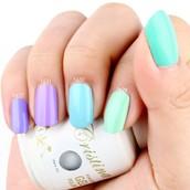 Gel nail polish!