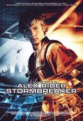 6. Stormbreaker by Anthony Horowitz