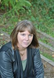Art Teacher, Jeanine Lipp at Evergreen Academy