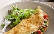 Mix veg omelette