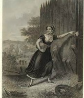 American revolution war woman