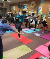 Yoga for Coping with Stress