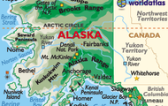 Alaska's Elevation