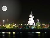 Morjan island in Dammam