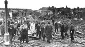 Germany bombs London