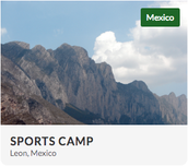 SPORTS CAMP IN MEXICO