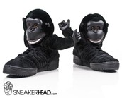 Monkey Shoes (crazy comfy)