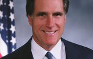 Former Mass. Governor Mitt Romney