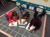 Scavenger Hunt to find non-fiction text features