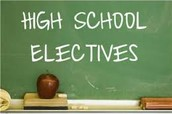 Electives Now Available