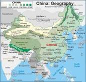geographic china