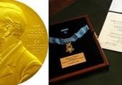 1. Nobel Peace prize