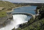 Hydroelectric dams