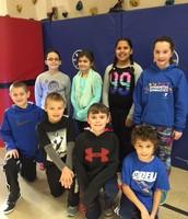 4th grade free throw winners