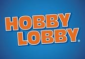 Available At Hobby Lobby
