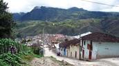 Peru Farming Village
