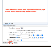 Page Release