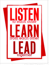 Listen, Learn, and Lead Session