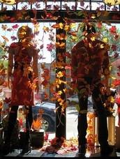 Thanksgiving Storefront