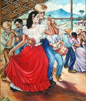 There are three basic movements to Merengue.