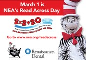 READ ACROSS AMERICA  Breakfast March 1