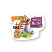 Habit #7- Sharpen the Saw