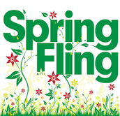 Spring Fling May 21st 10:00 A.M. -2:00 P.M.