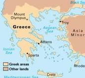 Where was Sparta