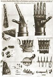 Gotz Von Berlichingen's creation