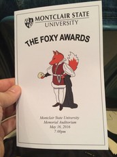 BCIT Medford Academy for Performing Arts, Foxy Awards