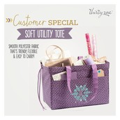 November Customer Special - NEW Soft Utility Tote
