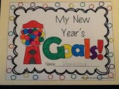 Gumball Goals: Goal Setting for the New Year
