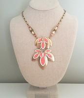 Hibiscus Pendant - $42