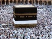 Hajj (Pilgrimage) to Mecca, Saudi Arabia