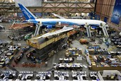 Do you want to see behind the scene of Boeing aircrafts?