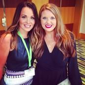 Sara Michael & Natalie Cox
