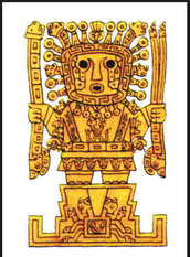 Archaeologist that helped discover the Incas