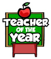 Teacher of the Year ballots - All CERTIFIED TEACHERS eligible to vote