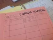 Conferencing Form at MLK