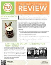 Check out the November TLT Newsletter