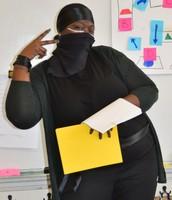 Ninja Ms. Thomas