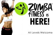 Ditch the workout, join the party! Zumba fitness is here!