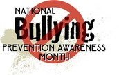 October is Bullying Prevention Month!