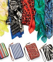 Scarves, Wallets and Tech Wristlets (that hold an iPhone!)