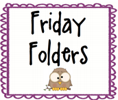 Friday Folders: Volunteers Needed!
