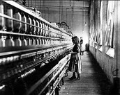 Young Girls Working In The Factories