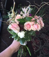 Contemporary, Garden Bouquet